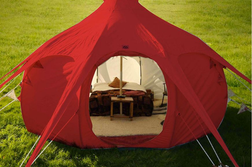 Only in our store! Famous American WeatherMaster tents! (Демо)